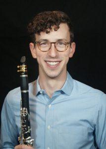 Jacob Eichhorn with Clarinet